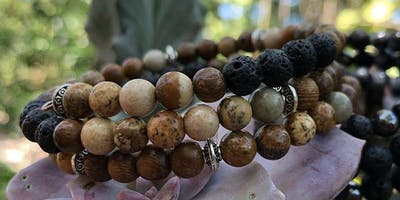 Autumn Theme  Aromatherapy Bracelet Making Workshop