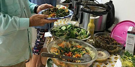 Whole Food Plant Based Pot Luck Dinner & Presentation tickets