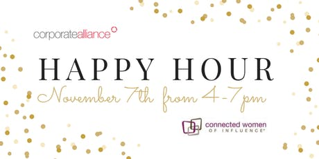 Corporate Alliance November Mixer tickets