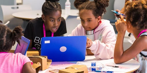 Black Girls CODE Bay Area Chapter Presents: A Virtual Reality Experience
