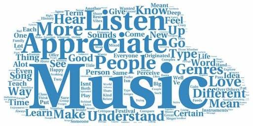 Music Appreciation Club