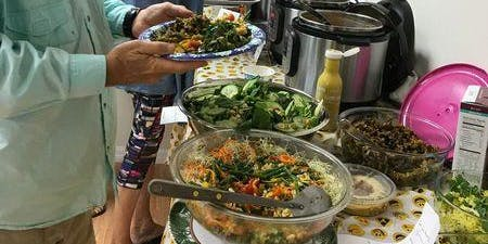 Whole Food Plant Based Potluck and Presentation