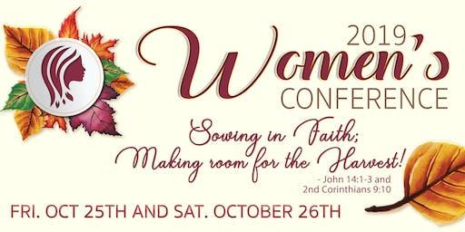 Living Faith Christian Center's 2019 Women's Conference