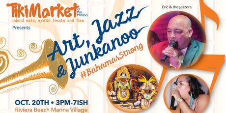 Art, Jazz & Junkanoo #BahamasStrong tickets