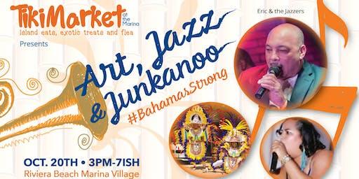Art, Jazz & Junkanoo #BahamasStrong