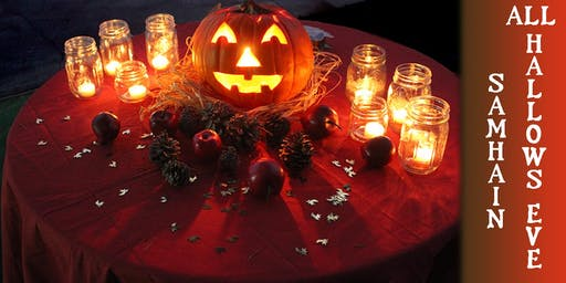 All Hallows Eve- Samhain Celebration and White Magic 101