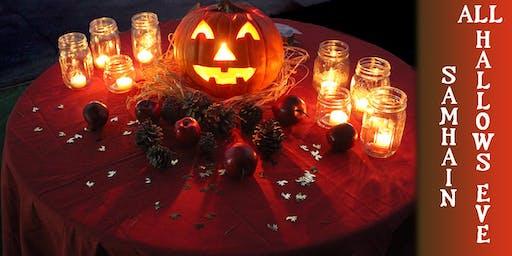 All Hallows Eve- Samhain Celebration and White Magic 101