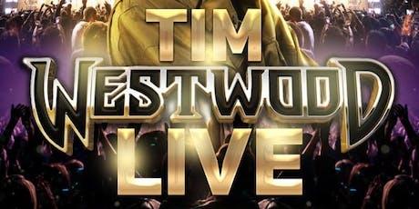TIM WESTWOOD LIVE IN BIRMINGHAM tickets