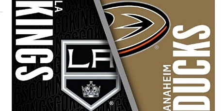 LA Kings vs Anaheim Ducks STAPLES Center tickets