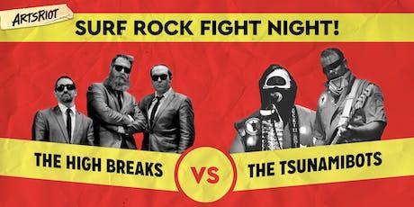 Surf Rock Fight Night tickets