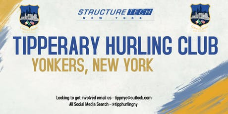 Tipperary NY Hurling Club Dinner Dance 2019 tickets