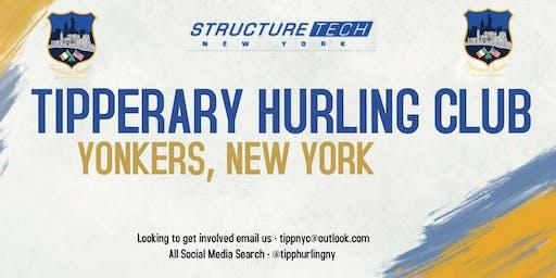 Tipperary NY Hurling Club Dinner Dance 2019