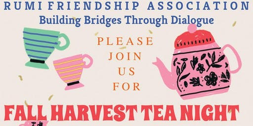 Fall Harvest Tea Night for Ladies