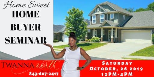 Home Sweet Home Buyer Seminar