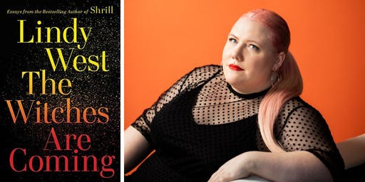 Lindy West at First Parish Church