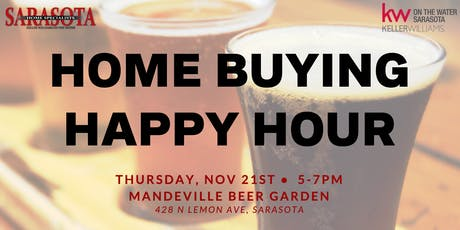 Home Buying Happy Hour! tickets