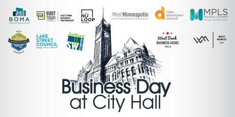 Business Day at City Hall tickets