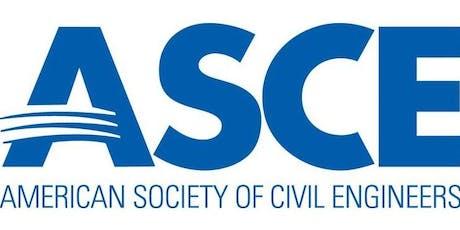 NWI ASCE General Membership Meeting - 10/25/2019 tickets