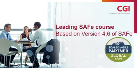 Leading SAFe 4.6 with SAFe Agilist Certification (Guaranteed to Run) tickets