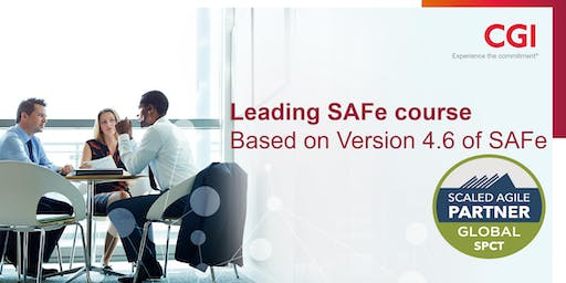 Leading SAFe 4.6 with SAFe Agilist Certification (Guaranteed to Run)
