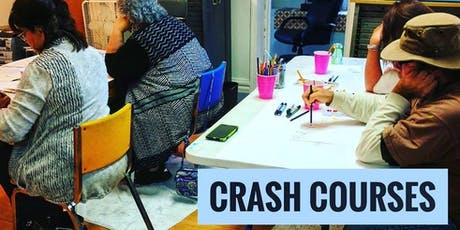 Crash Courses: Art Fundamentals tickets