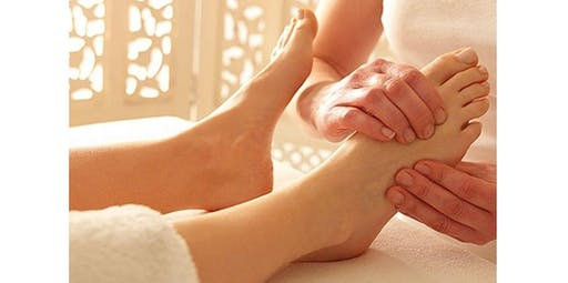 Reflexology (2020-01-09 starts at 10:00 AM)