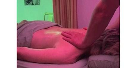 Swedish Massage (09-13-2020 starts at 5:00 PM) tickets