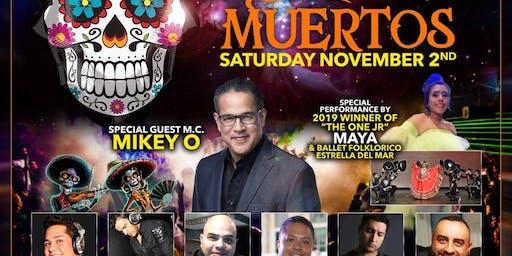 Dia De Los Muertos Dance Music Fest