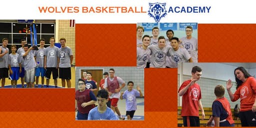 Wolves Basketball Academy Fall Fundraiser