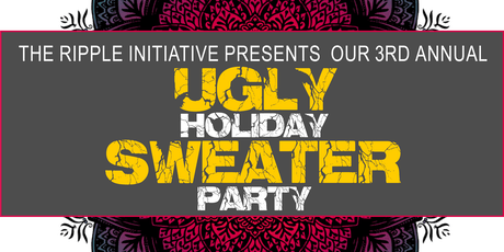 TRI's Ugly Sweater Party 2019 tickets