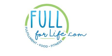 Make Healthy Happen Live FULLforLife tickets