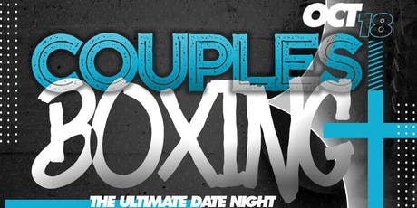 Couples Boxing Charlotte: The Ultimate Date Night tickets