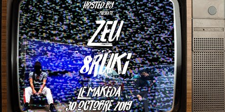 HOSTED BY #1 : Zeu + 8Ruki billets