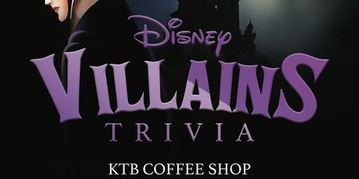 Disney Villains Trivia