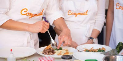 Iron Chef: 60 Minute Competition - Team Building by Cozymeal™