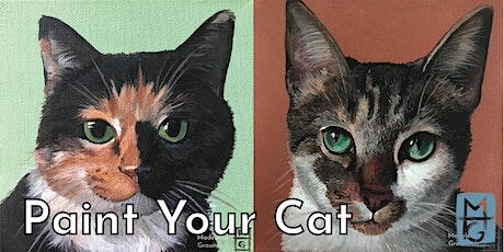 Paint Your Cat tickets