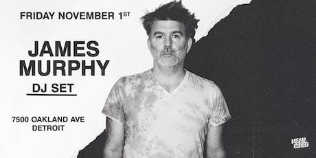 James Murphy (DJ Set) tickets