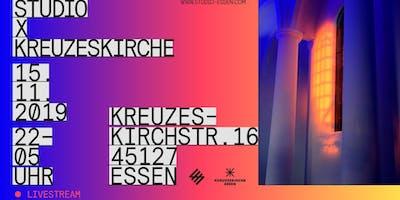 "Studio x Kreuzeskirche \""Livestream Session\"""