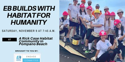 Emerge Broward Builds with Habitat for Humanity