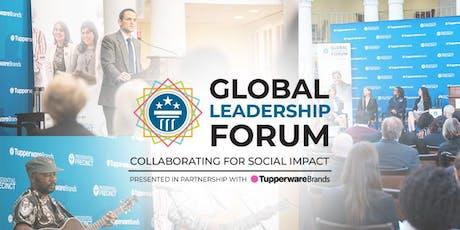 GLF 2019: Cross-Sector Leadership for the SDGs tickets