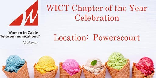 WICT Chapter of the Year Celebration