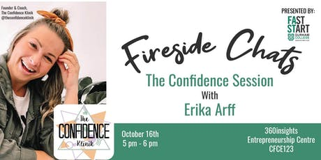 FastStart Fireside Chat - Erika Arff: The Confidence Session tickets