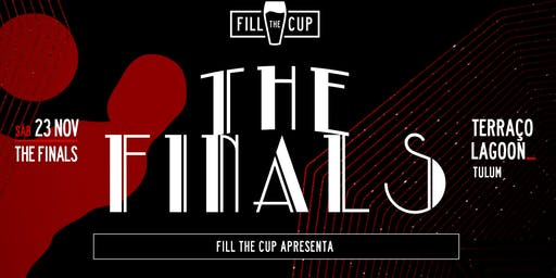 FILL the CUP : FINAL Libertadores Special Ed. /\ Terraço Lagoon