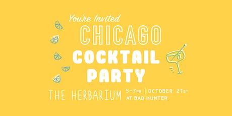 ListenUP Tour Chicago Reception tickets