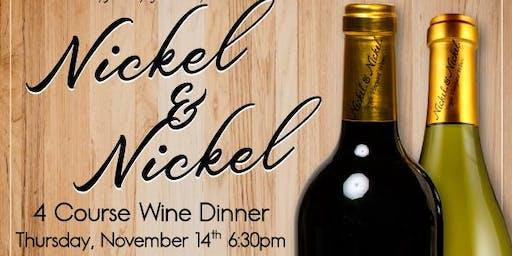 Nickel and Nickel Wine Dinner