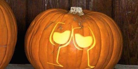 Pinots & Pumpkins tickets
