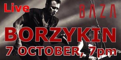VIP Creative Night & Acoustic Live Jam with Mikhail Borzykin - Televizor