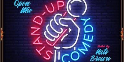 Mug Night: Stand Up Comedy