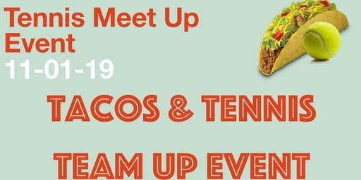Tennis Meet Up Event