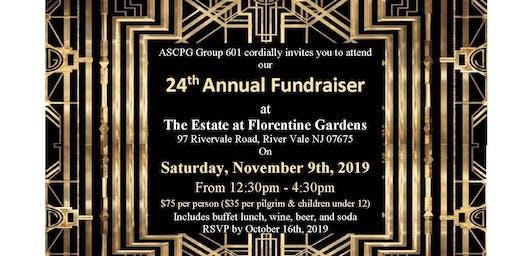 ASCPG 24th Annual Fundraiser